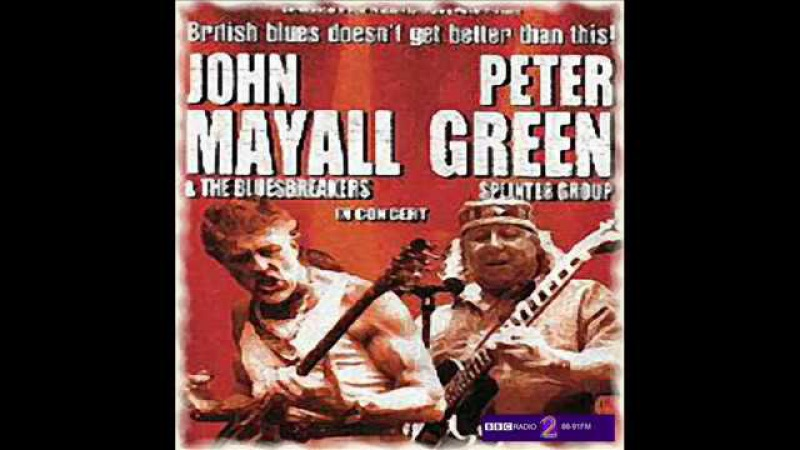 Peter Green John Mayall - BBC2 Radio (2000) Bootleg