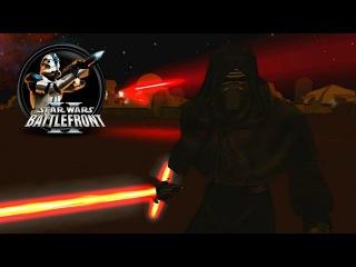 Galactic Civil War II - Jakku: Outpost | The Force Awakens