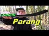 Condor Parang Machete Review-Urban NorthWest