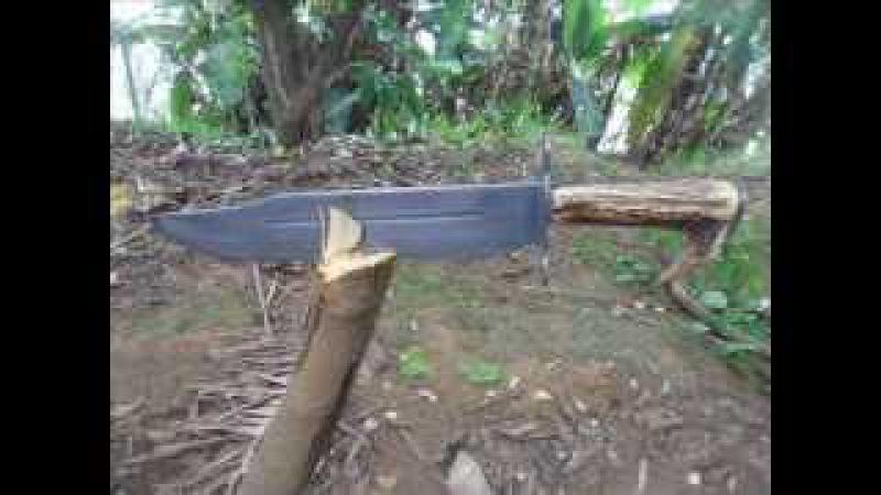 Facas Artesanais replica do filme a procura de vingança knife cuchilos