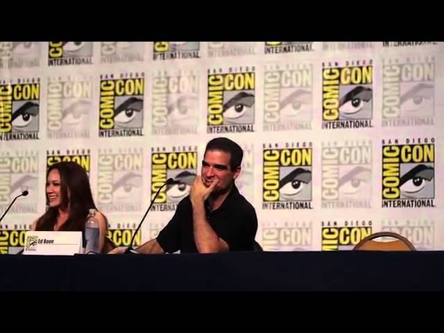 [Fixed sound!] Comicon2013 MK Legacy II Ed Boon Get Over Here!