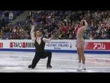 Ksenia STOLBOVA & Fedor KLIMOV RUS Short Program World Championships 2017