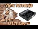 Зарядное устройство EFEST LUC V6 from par production мой топ