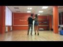 Daniel Marinho and Maria Orekhova 22/01/2017 Moscow