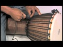 How to Tune a Djembe Rope Tuning Instructions X8 Drums