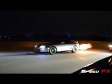 870WHP ZR1 VS 800WHP GT500(AUTO) W 1,000whp+ Supra!