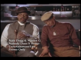Nate Dogg feat. Warren G - Nobody Does It Better (DVD) 1998