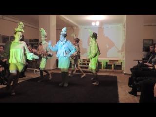 Театр моды Иллюзия - Коллекция Новая сказка из Льняного царства