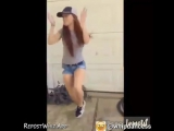 #hit the quan who said a white girl cant dance