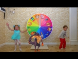 Bad Kids and Giant Magic Wheel Nursery Rhymes Songs for kids, children and babies