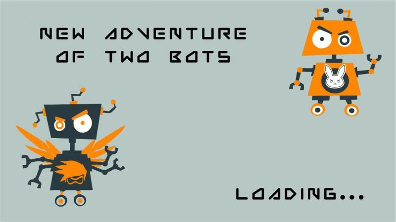 Two Bots Adventures! Боты легиона - разорители гробниц! 18