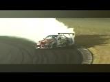 Drift Vine   Mark2 Daigo Saito vs GTR Masato Kawabata Crash at Okayama Circuit
