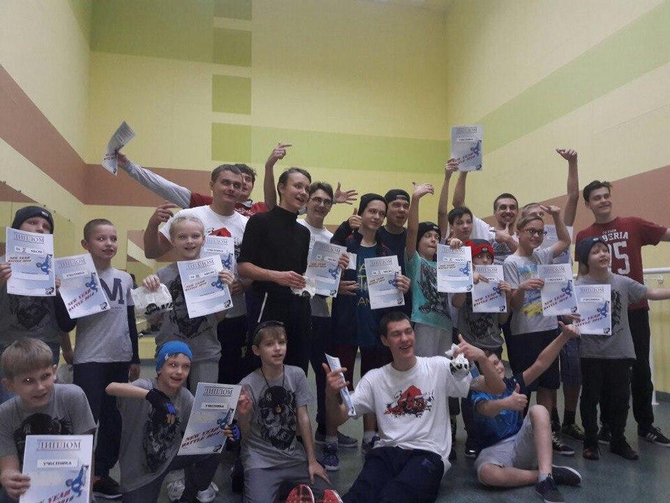 Внутришкольные соревнования в учебном 2016 году