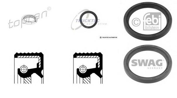 Уплотняющее кольцо, коленчатый вал для AUDI SUPER 90