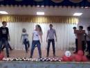 Танец нашего класса на осеннем балу