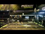 Школа бокса Good Old Boxing - Персональная тренировка(Алексей)(15.05.17)