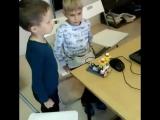 02.09.17- Открытый урок по робототехнике