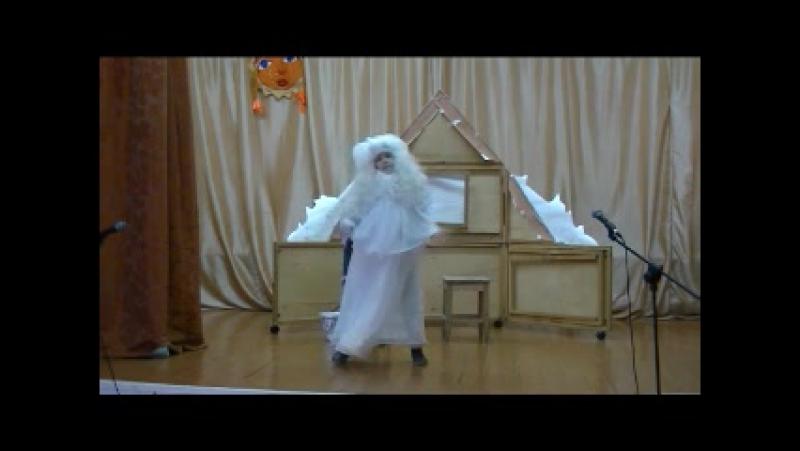 Детский театр «Карусель» - Отрывок из спектакля «Невероятные приключения облака, лоскутика и их друзей» по сказке С. Прокофьева