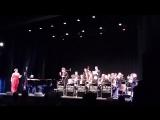 Гастроли оркестра Глена Миллера в Швейцарии. бесподобно!
