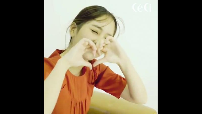 Cecikoreacecicover 김소현 11월 커버스타 배우 김소현의 사랑스러운 모습. 궁금하시죠 조금만 더 기다려주세요. 오늘은 티저만 공개합니다. ^^ 이렇게예뻐 kimsohyun actor 당잠사 후아유 해품