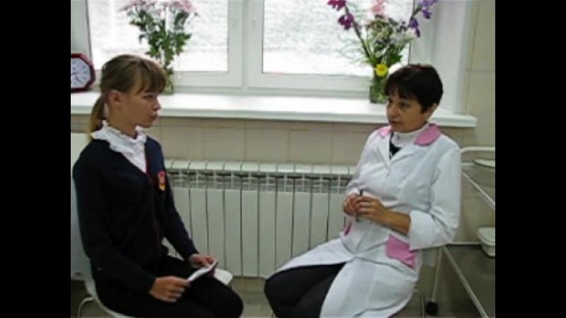 Жданкина Антонина Ивановна. Медсестра