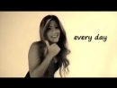 American sign language song - beautiful lady is sing