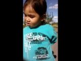 моя любимая племянница Ей 3 года зовут Азиза