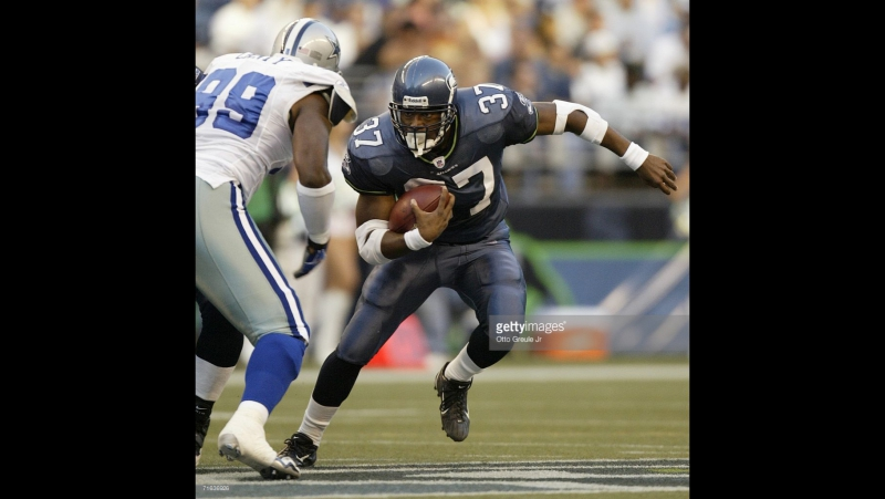 NFL 2006 | Wildcard | Dallas Cowboys at Seattle Seahawks