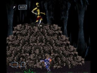 Doom troopers (gzdoom) Demnogonis