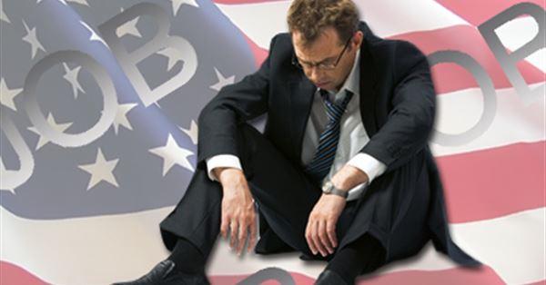 #США#безработица#экономика#финансыВ США неожиданно выросла безработиц