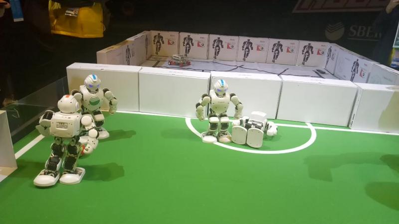 Роботы наступают ВФМС 2017