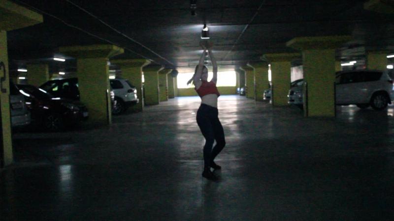 BLACK QUEEN I ANNA BUYNOVSKAYA I DANCEHALL