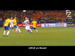 Месси vs Роналду ● ТОП-20 скиллов в дриблинге ● HD