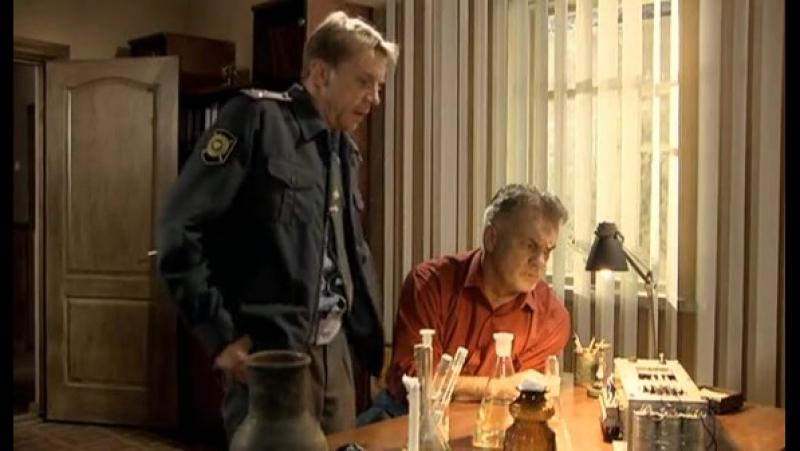 Игнат и Фёдор пытаются разобраться в приборах Георгия