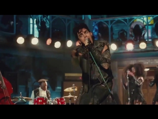 Adam lambert/eddie - hot patootie! bless my soul!  (rocky horror picture show 2016)