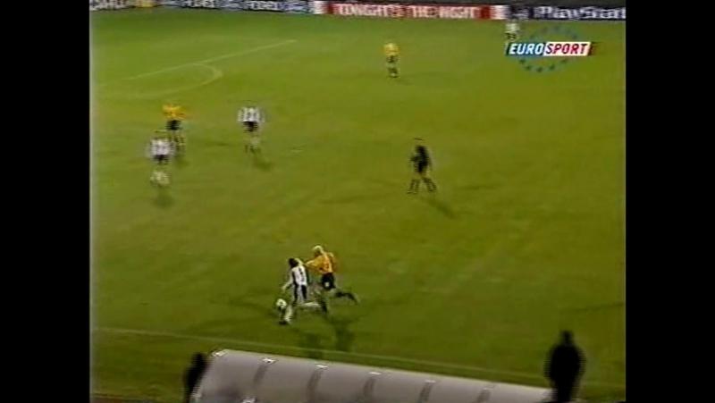 137 CL-2001/2002 Rosenborg BK - Celtic FC 2:0 (23.10.2001) HL