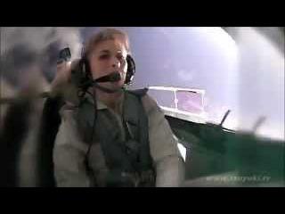 Высший пилотаж на Су-29 / Светлана Капанина