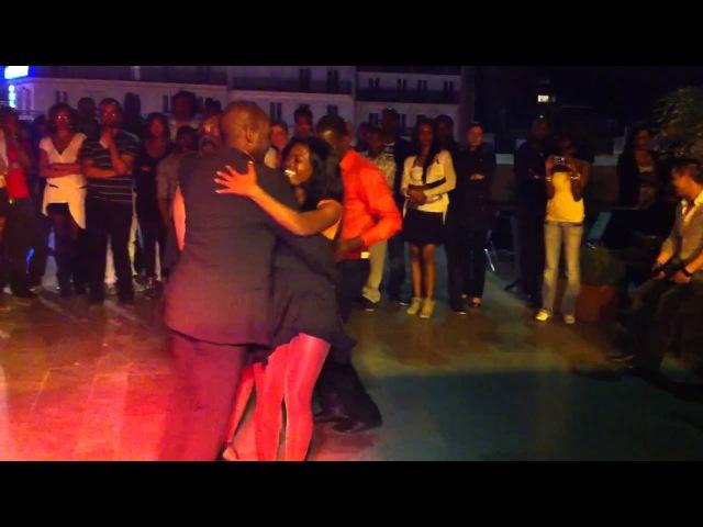 Semba Paulo Isidoro Graciana Angola soirée Kizomba Vibes