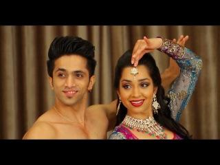 Badri Ki Dulhania | Bolly-Kathak Dance | Svetlana Tulasi & Kumar Sharma