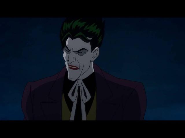 Batman The Joker - Sucker for Pain [Raw Edit Version]