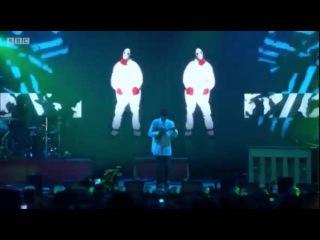 Twenty One Pilots - Lane Boy live Radio 1's Big Weekend 2016