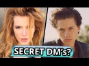 BELLA THORNE SLIDES INTO COLE SPROUSE'S DMS!!