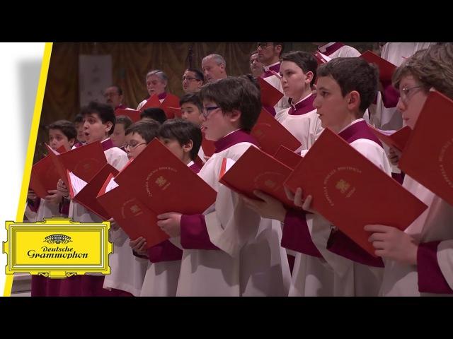 Sistine Chapel Choir - Miserere - Allegri (Teaser)