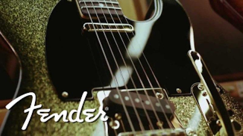 A Look Inside the Fender Custom Shop | Fender