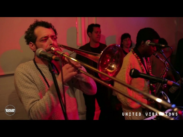 United Vibrations Boiler Room London Live Set