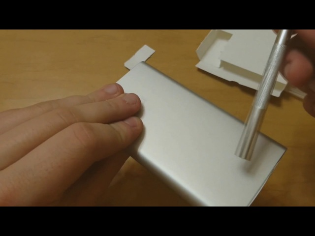 Xiaomi Power bank 2 на 10000 mah с сайта Aliexpress