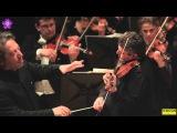 Maxim Vengerov performs Komitas, conductor George Pehlivanian