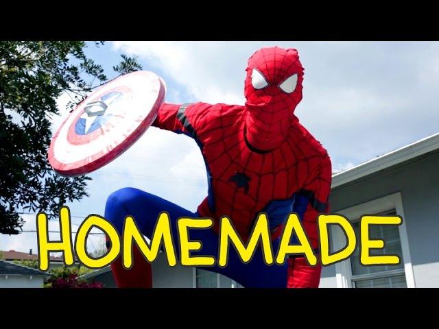 Spider-Man: Homecoming - Homemade Shot for Shot