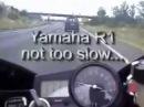 смертник за рулем, псих на мотоцикле 307 км ЖЕСТЬ