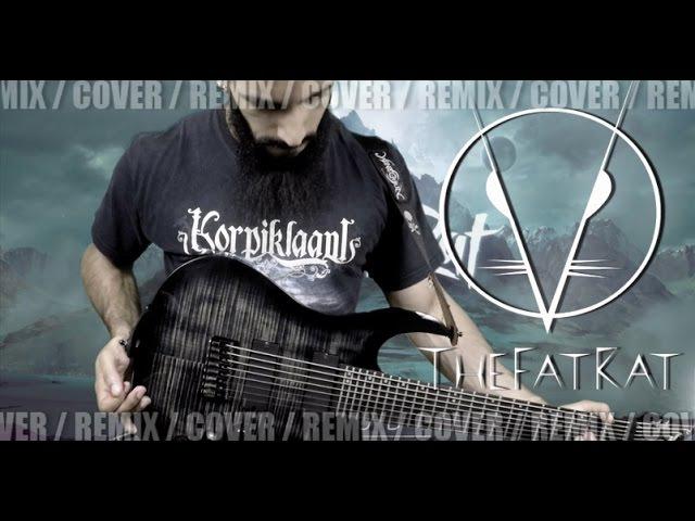 TheFatRat - Monody (ft. Laura Brehm) | METAL REMIX